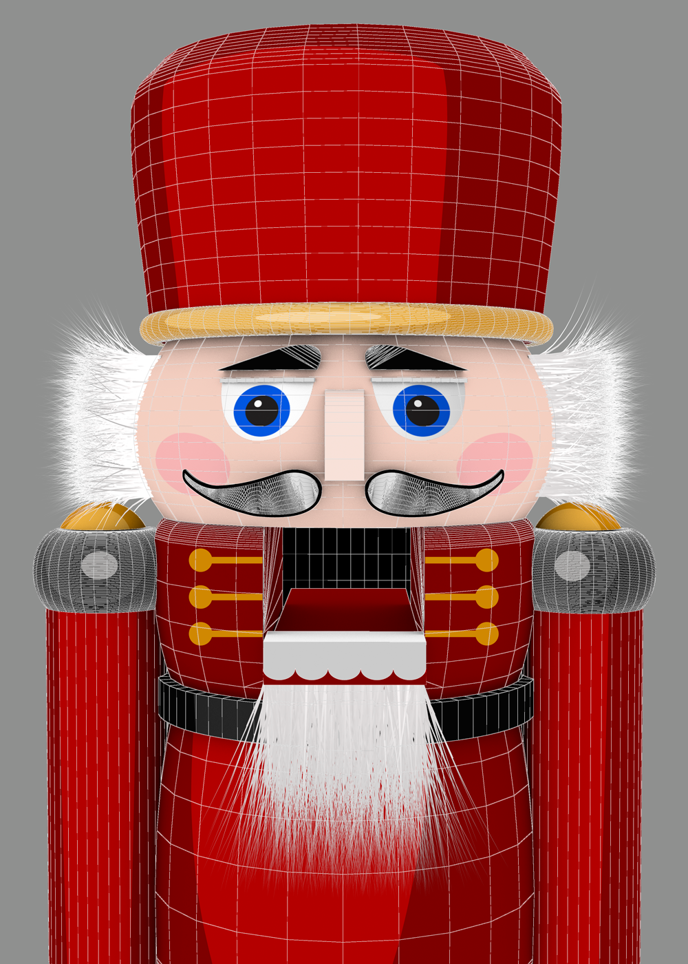 nutcracker_render_wireframe
