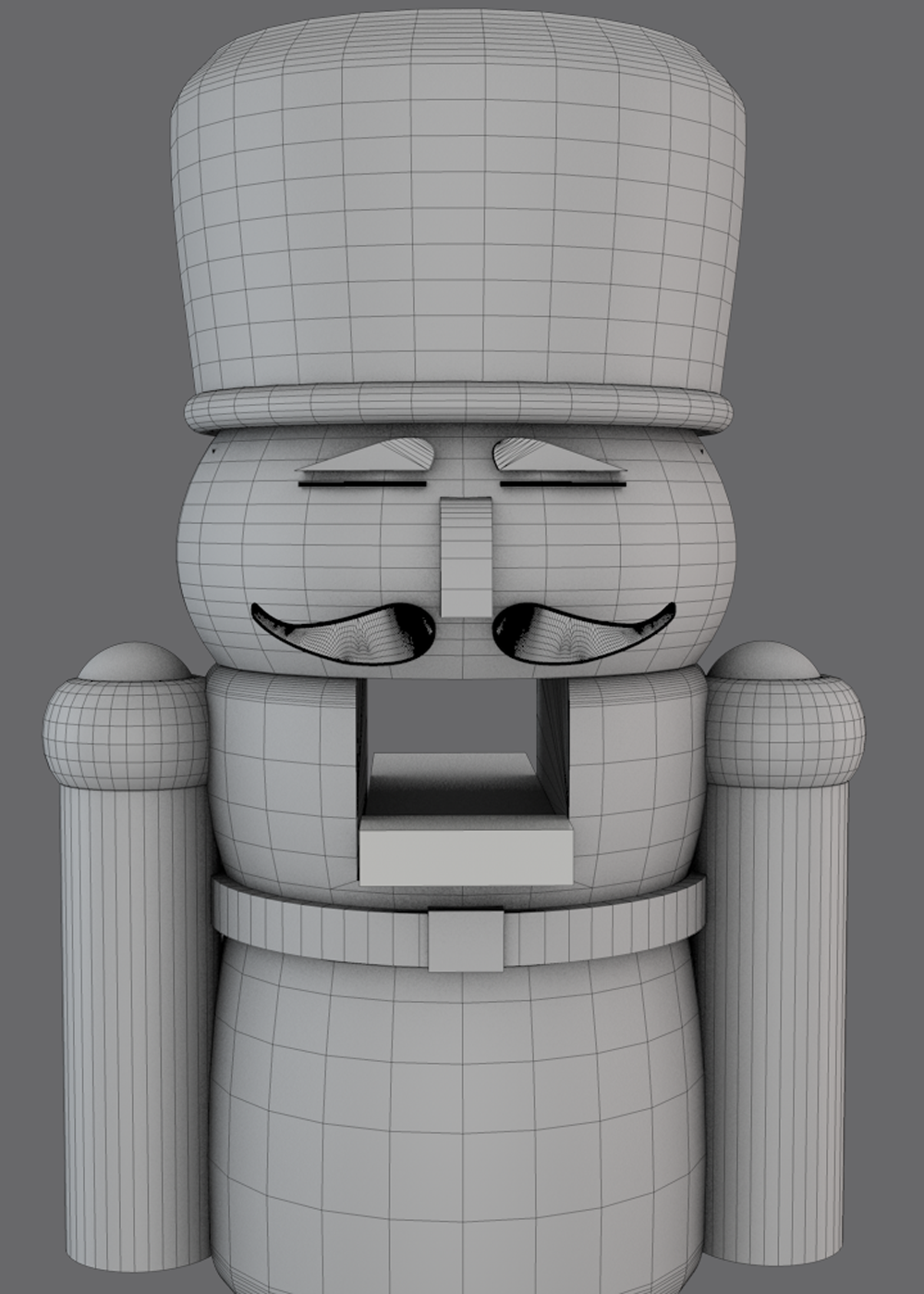 nutcracker_wireframe